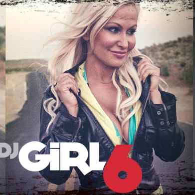 Cover for Podomatic/Itunes for DJ Girl 6